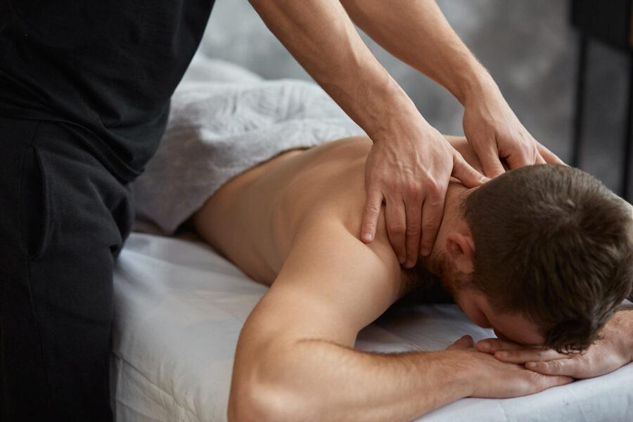 Sportmassage intensiv - Ganzkörper